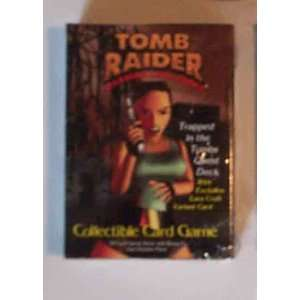 Trapped in the Tombs Quest Deck (Tomb Raider Collectable Card Game
