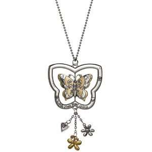 Ganz Spinning Car Charm Butterfly    Free your spirit