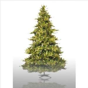 Pine Artificial Christmas Tree with Clear Lights