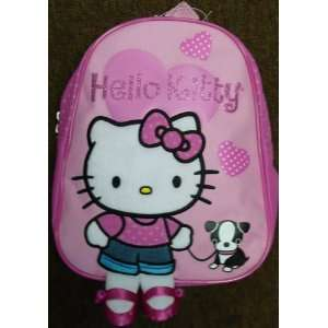 Hello Kitty Toddler Mini School Backpack Toys & Games