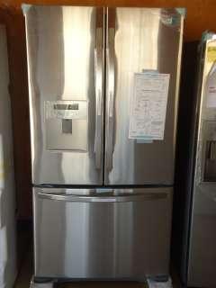 French Door Bottom Freezer Refrigerator ENERGY STAR Model# 71013