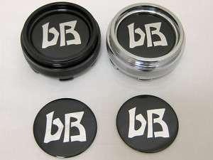 bB Center Caps Stickers Decals XXR 527 Wheels Scion xB