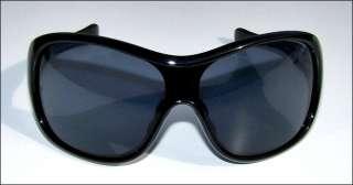 Oakley Trouble Sunglasses Case Polished Black/Gray NEW 700285343907