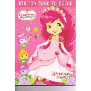 Color ~ Precious Princess (9781403716811) American Greetings Books