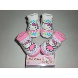 Hello Kitty Baby Socks, Size 0   12 Months Baby