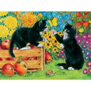 Playful Kittens Jigsaw Puzzle 200pc Toys & Games