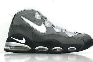 AIR MAX TEMPO COOL GREY GRAY BLACK WHITE PIPPEN UPTEMPO SZ 8 13