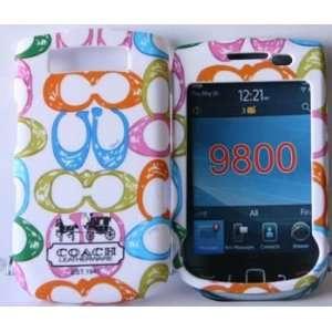 Ezmarket Blackberry Torch 9800 C Case Multi colors Baby