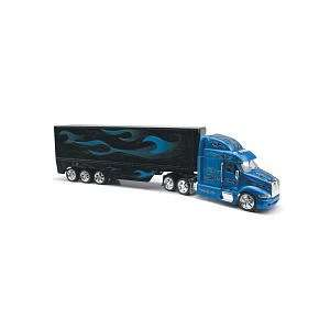 Fast Lane 132 Scale Die Cast Military Truck   Blue Fire Toys & Games