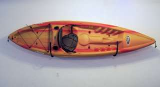 KAYAK WALL MOUNTED RACKS   STORAGE RACK