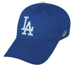 MLB adjustable replica BASEBALL cap hat (LOS ANGELES DODGERS) youth