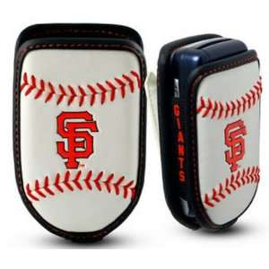 com Game Wear Leather Cell Phone Holder   San Francisco Giants   San