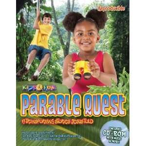 Parable Quest (Kids Time) [Paperback] Gospel Light Books