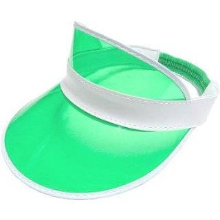 Professional Green Las Vegas Casino Dealer Visor Hat Toys