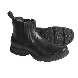 Merrell MENS BLACK LEATHER Merge Boots Sizes; 10,11