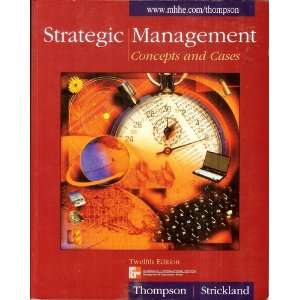 Strategic Management Concepts and Cases with Powerweb