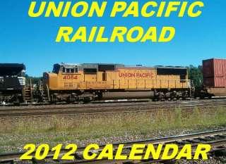 Union Pacific Railroad 2012 Calendar