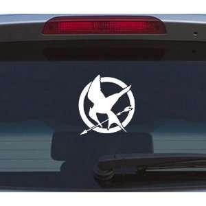 Hunger Games Mockingjay Vinyl Decal Sticker Everything