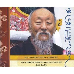 to the Practice of Red Tara: H. E. Chagdud Tulku Rinpoche: Books