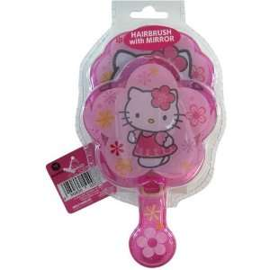 Sanrio Hair Brush and Mirror Set   Hello Kitty Beauty