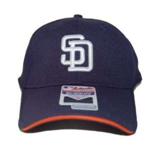 San Diego Padres Spring Training New Era MLB Flex Fit Hat Cap   Navy