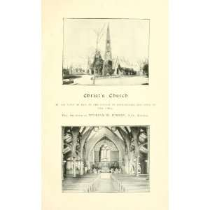 New York, Held In The Parish Church, Thursday, February 28, 1895