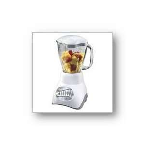 Oster 12 Speed Blender  White Electronics