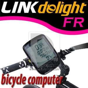 2012 latest Cycling Bicycle Bike Computer Odometer Speedometer