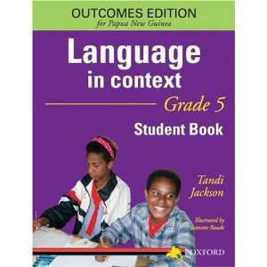 Language in Context for Grade 5   Student Book