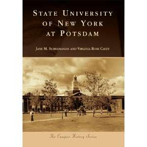State University of New York at Potsdam (Campus History