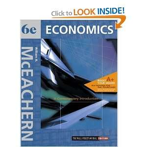 Economics A Contemporary Introduction Wall Street Journal