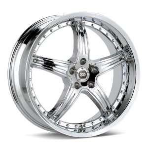 Enkei LS 5 (Chrome) Wheels/Rims 5x114.3 (437 890 6540CP) Automotive