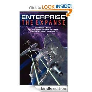 The Star Trek Enterprise The Expanse (Star Trek Enterprise) J.M