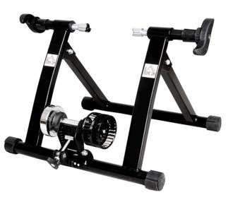 Indoor Fan Wheel Bicycle Bike Trainer Stand Kinetic Steel Stationary