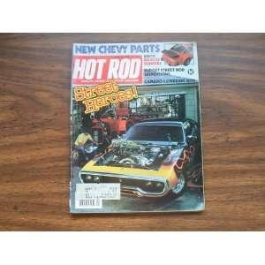 Hot Rod Magazine February 1983 Street Heroes Hot Rod Magazine Books