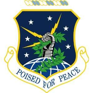 US Air Force 91st Missile Group Decal Sticker 3.8 6 Pack
