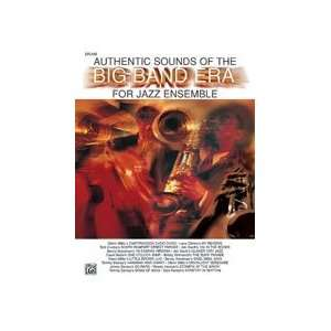 00 TBB0017 Authentic Sounds of the Big Band Era
