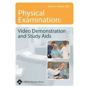 Physical Examination: Video Demonstration and Study Aids on CD ROM