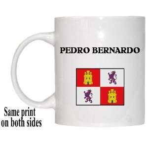 Castilla y Leon   PEDRO BERNARDO Mug: Everything Else