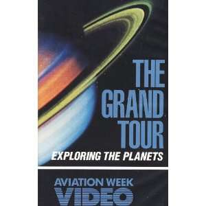 The Grand Tour   Exploring the Planets   Vhs Movie