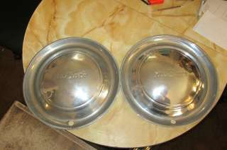 49 50 DESOTO HUB CAP 15 WHEEL COVER