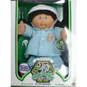 The Original 25 Anniversary Cabbage Patch Kids Doll   Ellen Gertrude