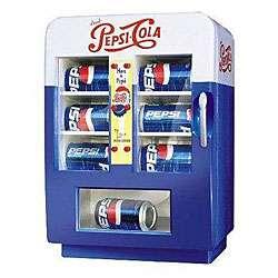 Pepsi Vending Machine (Refurbished)