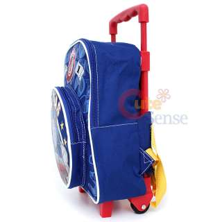 Thomas Tank School Roller Backpack Rolling Bag 12 M