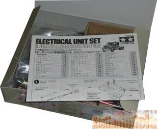 56501 TAMIYA 1/14 Tractor Truck Electrical Unit