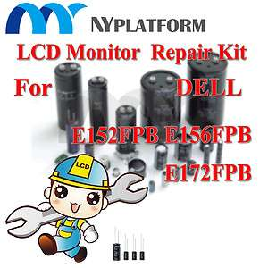 MONITOR REPAIR KIT FOR DELL E152FPB E156FPB E172FPB