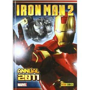 Iron Man Annual 2011 (9788498854350) Varios Autores
