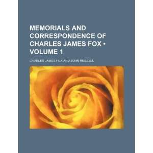 Charles James Fox (Volume 1) (9781235636523) Charles James Fox Books