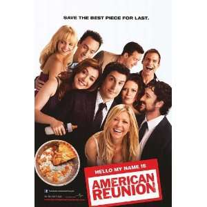 American Reunion Original 27 X40 Theatrical Movie Poster