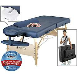 Master Massage 30 inch Coronado LX Portable Massage Table